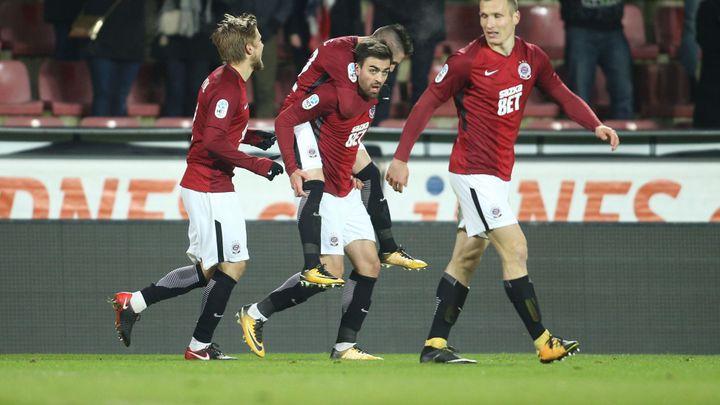 Živě: Sparta - Liberec 1:0. Domácí předvedli skvělý úvod, po pěti minutách se trefil Stanciu