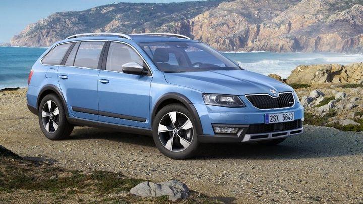 Octavia dobývá Evropu. Toto jsou nejprodávanější auta roku