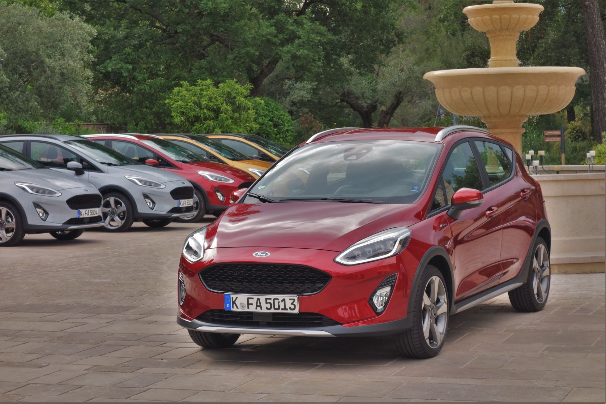 Ford Fiesta Active