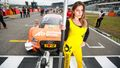DTM 2015: grid girl; Jamie Green, Audi