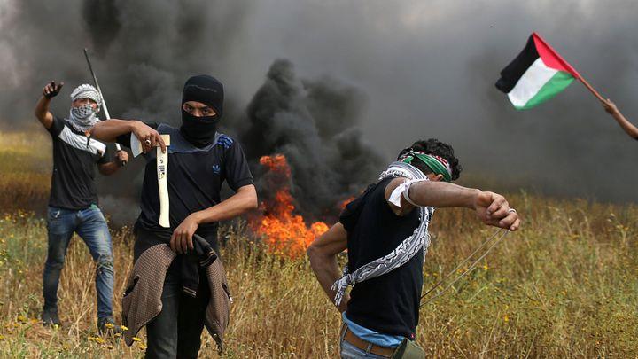 Islámské země chtějí vyslat mezinárodní síly na palestinská území