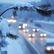 Na zúženém úseku D1 na Vysočině kolabuje kvůli sněhu doprava, stojí oba směry