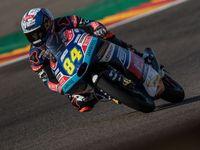 Kornfeil byl v kvalifikaci v Aragonu třináctý, Abraham skončil před Rossim