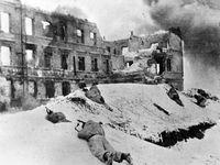 Nová čísla: Rudá armáda za světové války ztratila téměř devět milionů vojáků