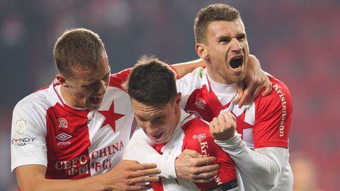 Klíč od Prahy Slavia nevydá, slibuje Trunda. Do rozpočtu shání 150 milionů a Rihannu rád oželí