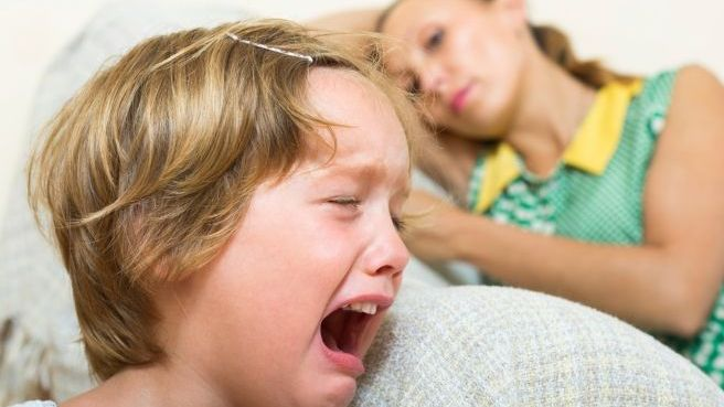 vydírání máma a syna