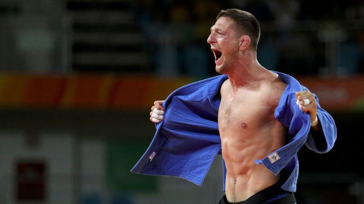 Pořád se cítím jako nováček, říká olympijský hrdina Krpálek. Po dvou letech se bude prát v Česku