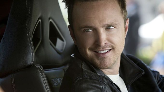 Aaron Paul si zahraje v novince Need For Speed.
