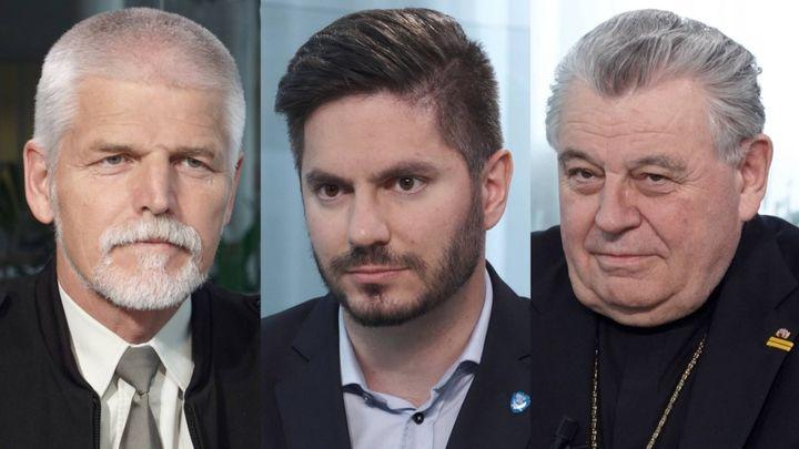 DVTV 3. 5. 2018: Dominik Duka; Miloš Gregor; Petr Pavel