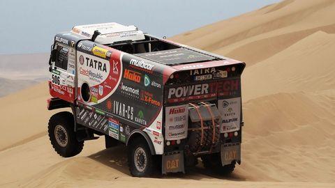 Rallye Dakar 2016 exkluzivně na Aktuálně.TV. Podívejte se, co vás čeká