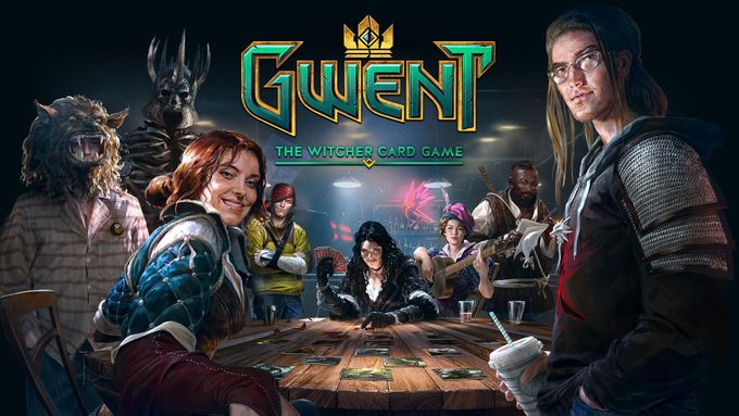 Gwent: The Witcher Card Game - trailer
