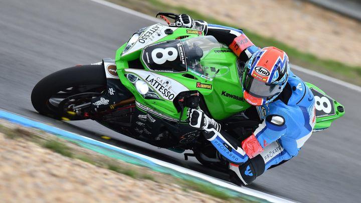 Ježek při přípravě na Le Mans vyměnil motorku za kolo, teď už myslí jen na závod; Zdroj foto: Mateusz Jagielski