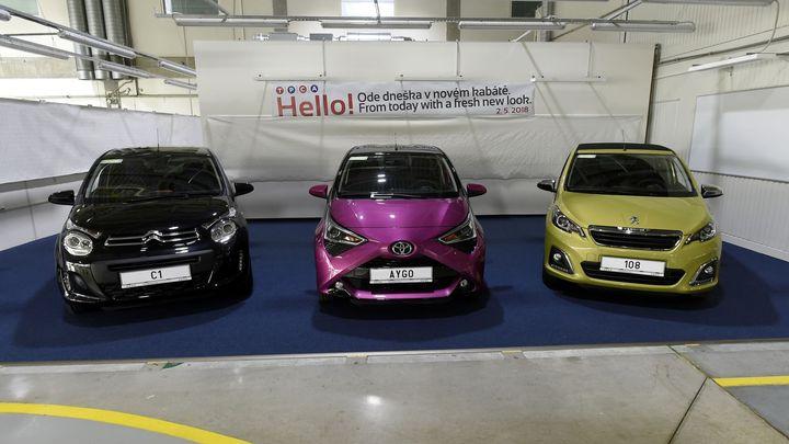 Kolínská trojčata se v novém kabátku podřizují emisím. Toyota Aygo vsadila na výraznější vzhled