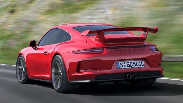Porsche 911 GT3 získají nový motor a pak i povolení k jízdě