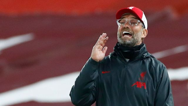 Jürgen Klopp (Liverpool vs Arsenal)