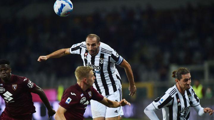 Zima dostal šanci v turínském derby, z výhry se ale radoval Juventus; Zdroj foto: Reuters