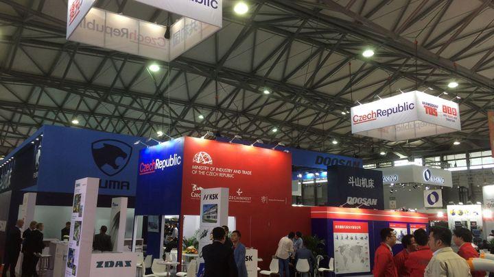 Ministerstvo průmyslu a obchodu chce finančně podpořit účast českých firem na veletrhu v Číně