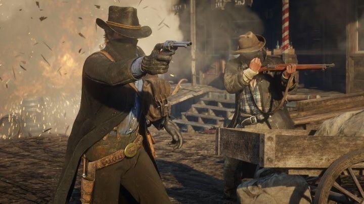 Přestřelky, kurtizány i vydírání. Takový je Divoký západ v podání Red Dead Redemption 2