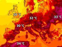 Co říkají Norové? Čechy uchvátil server na předpověď počasí