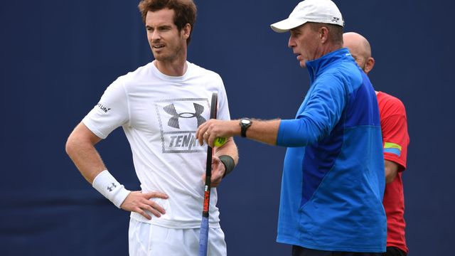 Andy Murray a Ivan Lendl