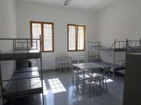 Foto: Jako klícka. Taková je nová budova pankrácké věznice