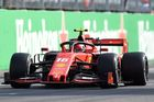 Formula One F1 - Italian Grand Prix - Circuit of Monza, Monza, Italy - September 8, 2019   Ferrari's Charles Leclerc in action during the race   REUTERS/Massimo Pinca