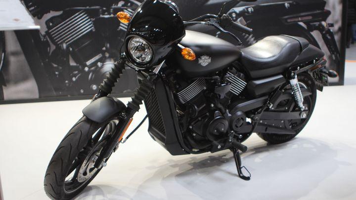 Foto: Nový Harley-Davidson a nejsilnější motorka v Praze