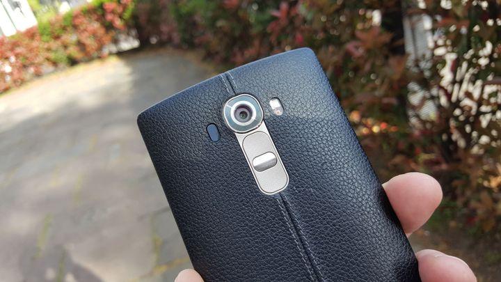 Nový telefon LG jde proti iPhonu a Galaxy S6, podívejte se