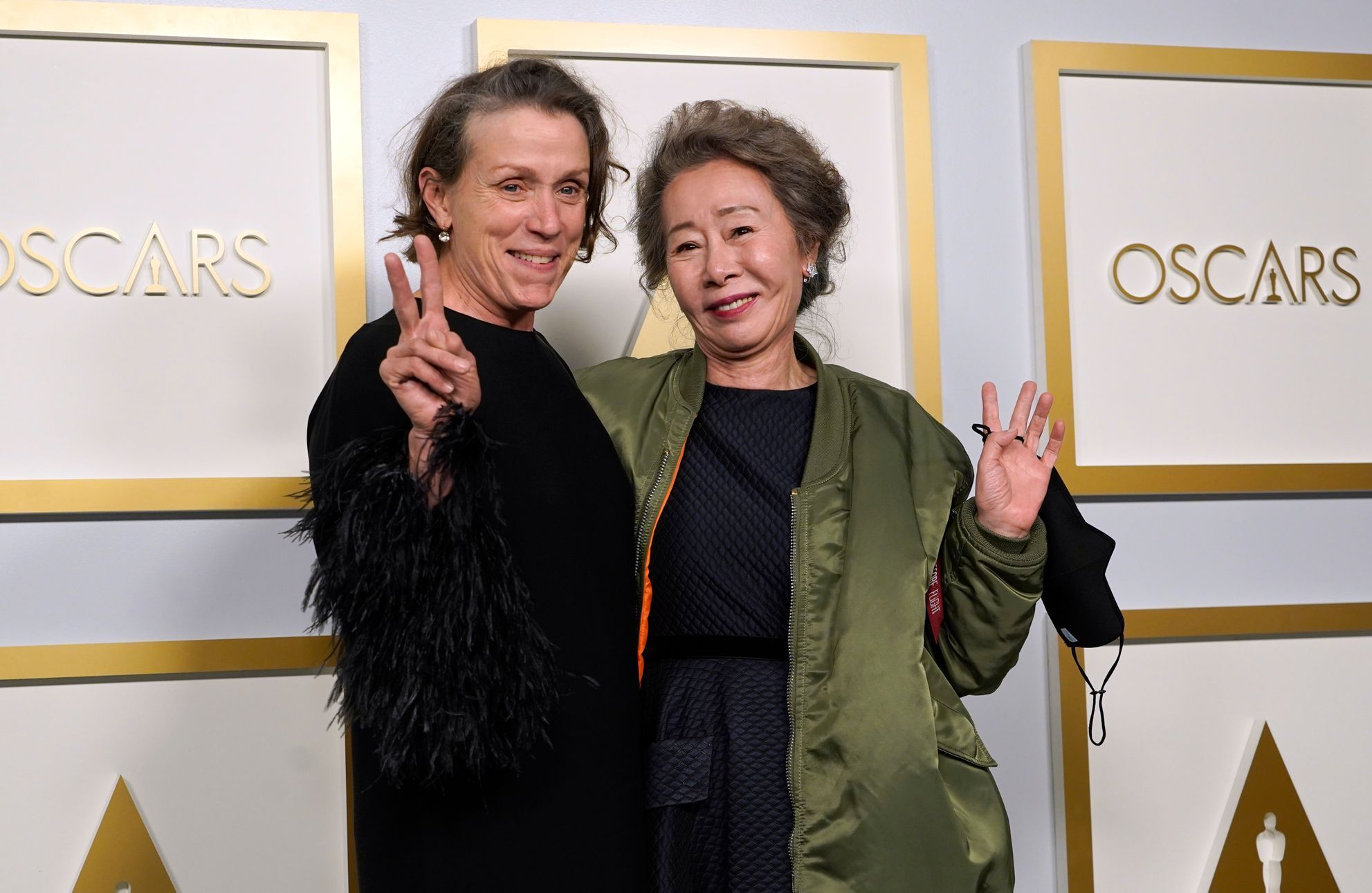Frances McDormand, Yuh-Jung Youn