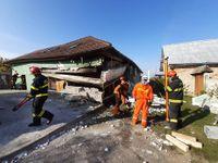 Při výbuchu ve vinařství na Břeclavsku se zranili dva muži, oba mají popáleniny
