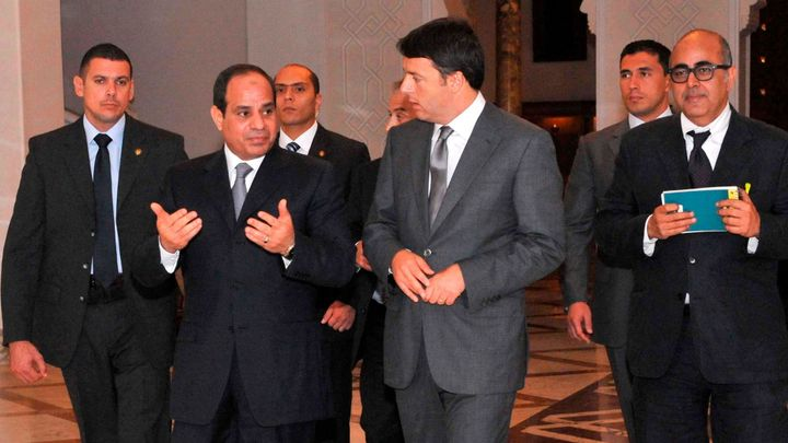 Egypt podepsal investiční smlouvy za 36 miliard dolarů