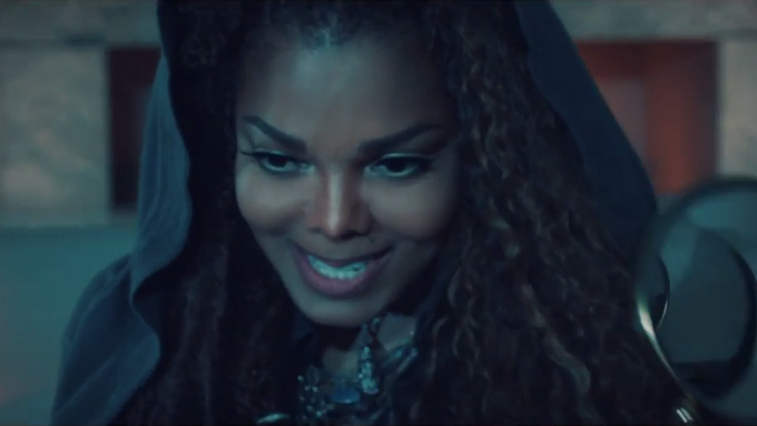 "Janet Jackson - ""No Sleeep"" Feat. J. Cole"