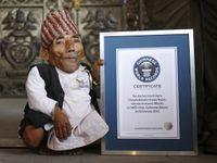 Zemřel nejmenší člověk na světě. Měřil jen 55 centimetrů