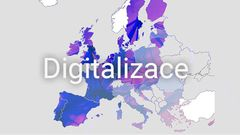 grafika - digitalizace EU