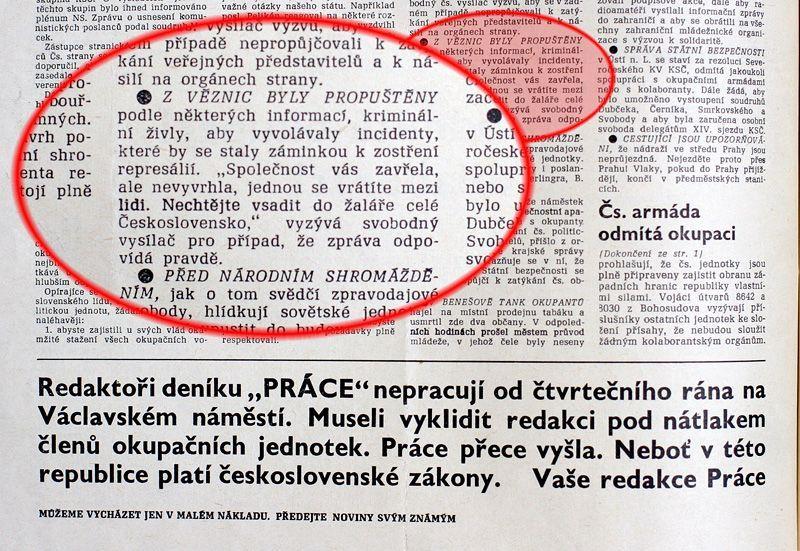 Datování novin