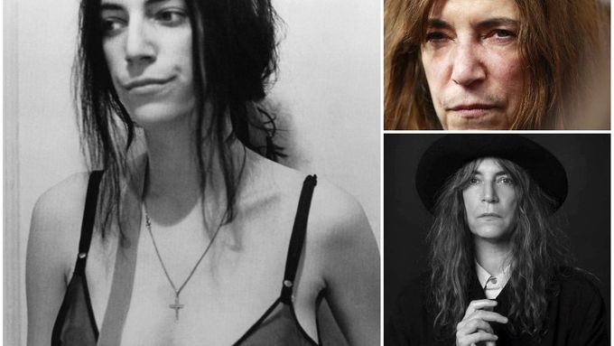 Patti Smith jede na Trutnoff.