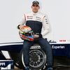 Williams FW35: Pastor Maldonado