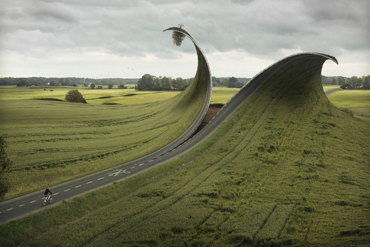 Erik Johansson - fotografie a iluze
