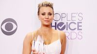 Ceny People's Choice: Kaley Cuoco bodovala s vědátory