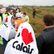Policie rozehnala slzným plynem a vodními děly protest migrantů z tábora u Calais