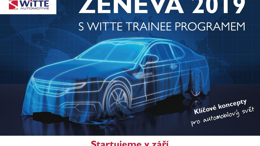 Witte Automotive - květen 2018