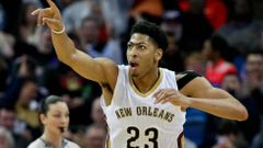NBA, New Orleans Pelicans: Anthony Davis