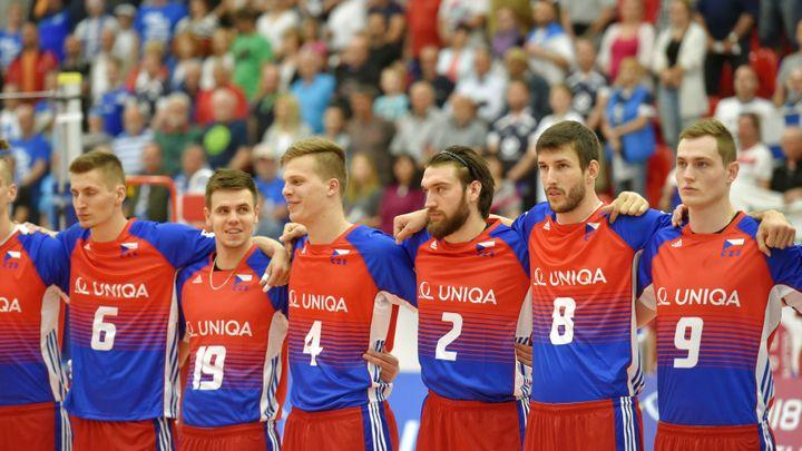 Volejbalisté podlehli ve finále Evropské ligy Estonsku 0:3