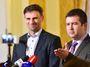 Hamáček a Zimola vyjednávají odchod ČSSD do věčných lovišť