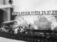 Dva odvážní Čechoslováci objeli před 80 lety Škodou Rapid svět. Předběhli i Zikmunda s Hanzelkou