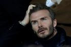 LM, PSG-Real: David Beckham