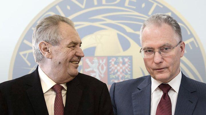 Pět bodů proti Koudelkovi. Čím chce prezident Zeman odstavit ředitele BIS?