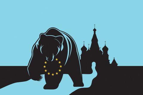 Russia, Ukraine become main issue of European elections