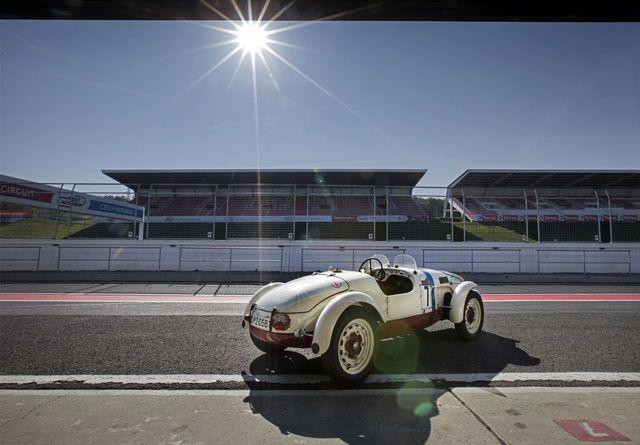 Aero Minor Sport se chystá na závod Le Mans Classic.
