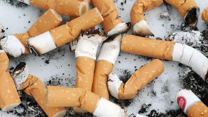 Černé kouření videa